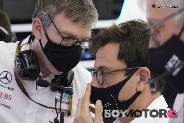 El secreto de Mercedes: la estabilidad y las transiciones programadas - SoyMotor.com