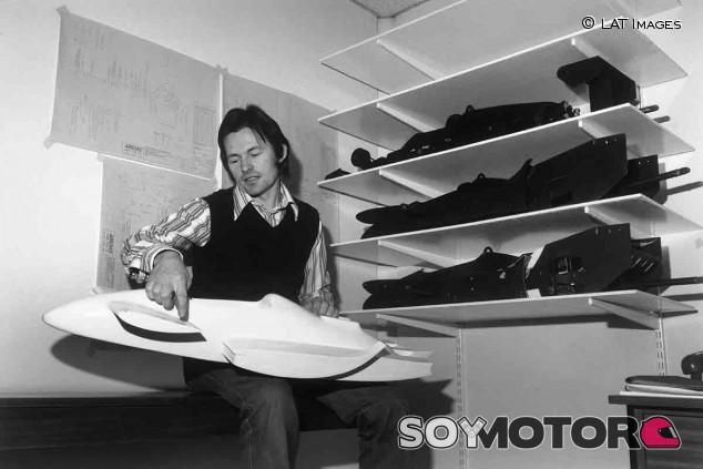 Tony Southgate - SoyMotor.com