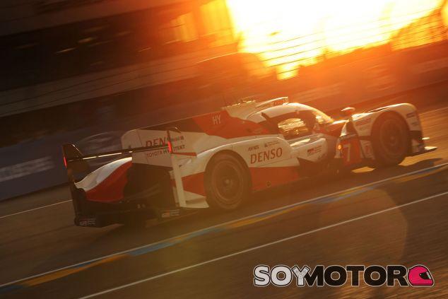 El coche de Stephane Sarrazin en las 24 horas de Le Mans - SoyMotor
