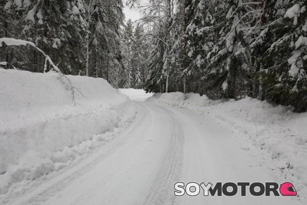 Así está la súper especial del Rally de Suecia - SoyMotor.com