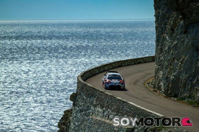 Tanak en el Tour de Corse de 2018 – SoyMotor.com