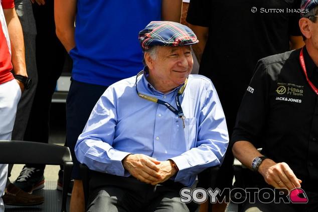Jean Todt en el GP de Francia F1 2019 - SoyMotor