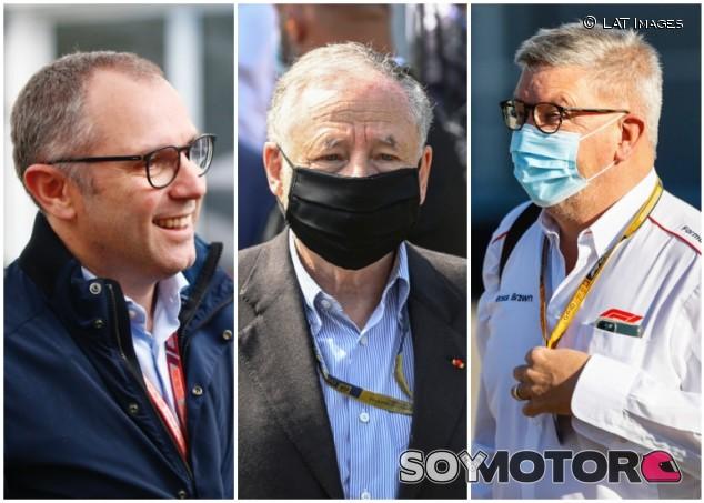 Domenicali-Todt-Brawn: grandes nombres de Ferrari forman el triunvirato que regirá la F1