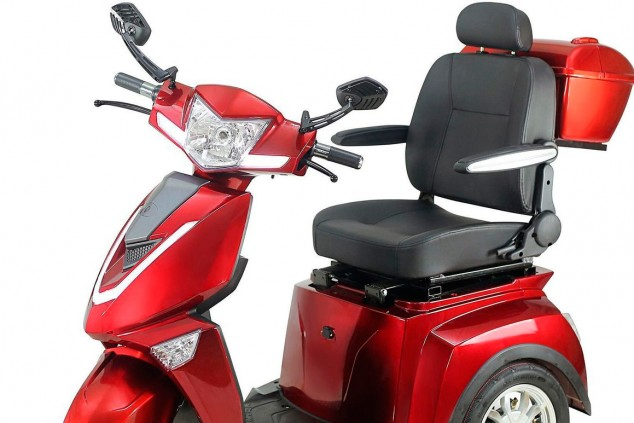SF1000, ¿Ferrari de F1 o triciclo para personas con movilidad limitada? - SoyMotor.com