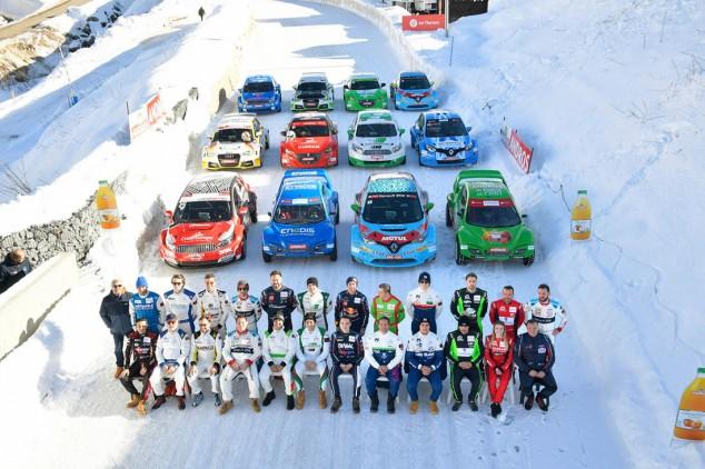 El Trofeo Andros, eléctrico y electrizante, vuelve a ponerse en marcha - SoyMotor.com