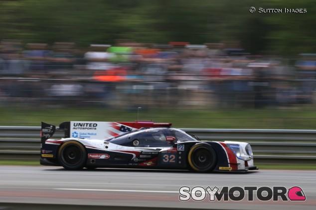 El LMP2 de United Autosports en Le Mans – SoyMotor.com