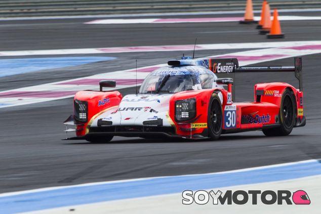 Dallara P217 - Gibson en Paul Ricard - SoyMotor.com