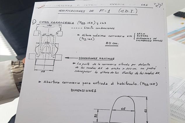 El regalo de Sallent al presidente del Circuit de Barcelona-Catalunya - SoyMotor.com
