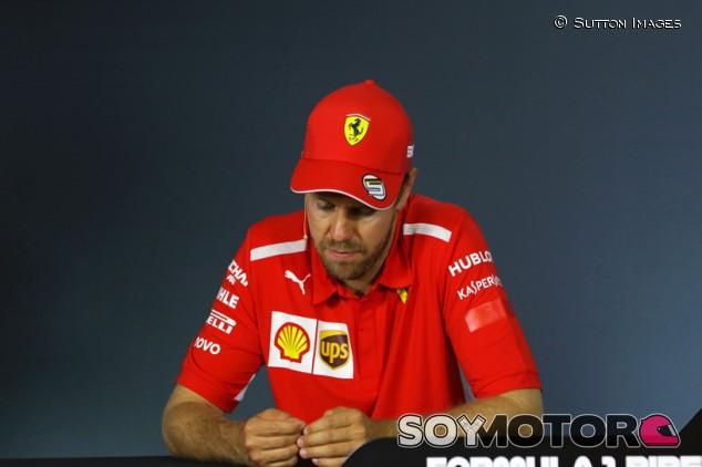 ¿Y si la oferta de Ferrari a Vettel no fuera una broma? - SoyMotor.com