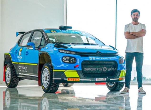 Villas-Boas, de entrenador cesado a piloto en el Rally de Portugal - SoyMotor.com