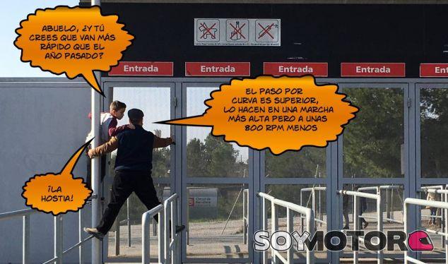 Los tés - SoyMotor.com
