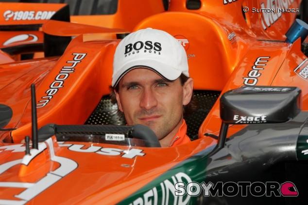 6 días para los test: Markus Winkelhock o cuando ser líder el día del debut de F1 no asegura la continuidad - SoyMotor.com