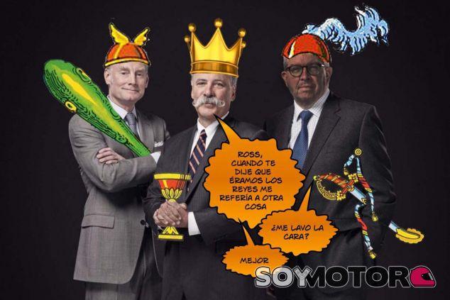 El nuevo triunvirato de Liberty Media para la Fórmula 1 - SoyMotor