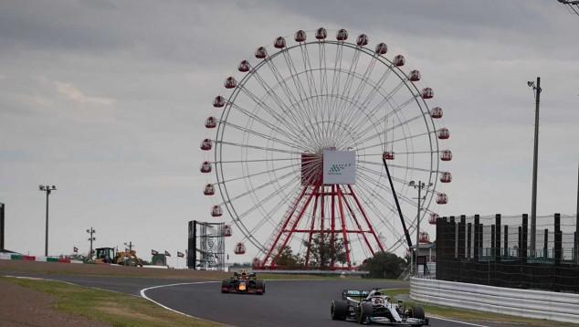 Análisis numérico de los entrenamientos del GP de Japón F1 2019 - SoyMotor.com