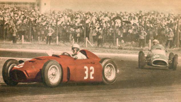 Argentina 1955: calor y un podio compartido - SoyMotor