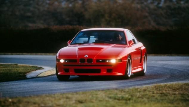 BMW M8 1990: predecesor secreto y origen del McLaren F1 - SoyMotor.com