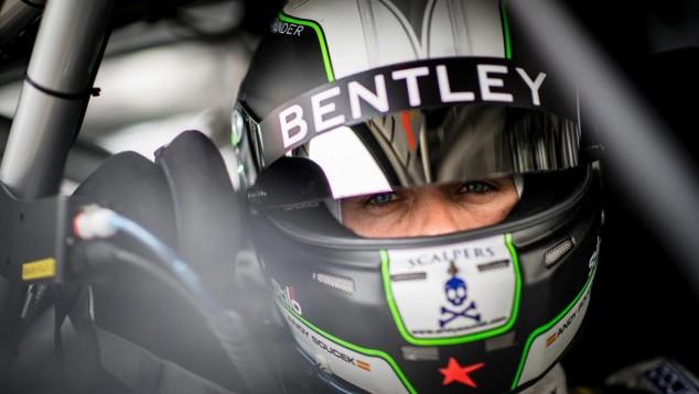 """Andy Soucek, Bentley y la Blancpain: """"El objetivo es ganar el campeonato, claramente"""""""