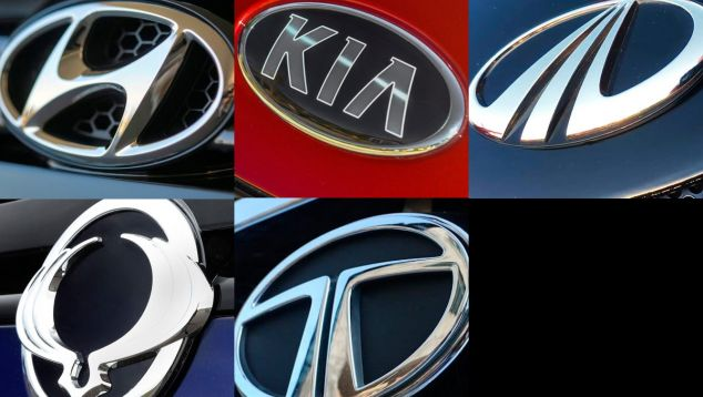 Historia de los logotipos VIII: resto de Asia