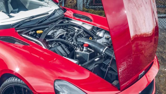 El renacer de TVR se aprovechará de la mecánica V8 de 5.0 litros del Ford Mustang - SoyMotor.com