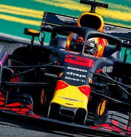 Daniel Ricciardo en Hockenheim - SoyMotor