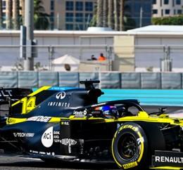 FOTOS: el test post GP de Abu Dabi F1 2020 - SoyMotor.com