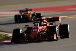 FOTOS: Test F1 Barcelona 2020 - Pretemporada Día 6