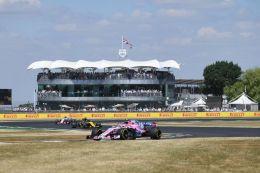 GP de Gran Bretaña F1 2018: Domingo