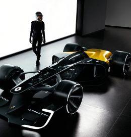 Renault RS 2027 Vision: venido del futuro