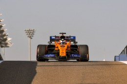 Test F1 Abu Dabi post-temporada 2019: Día 2