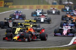 GP de China F1 2019: Domingo