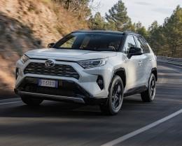 FOTOS: Toyota Rav4 2019, primera prueba - SoyMotor.com