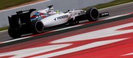 """Vettel: """"La mayor sorpresa es que Williams está por detrás"""""""
