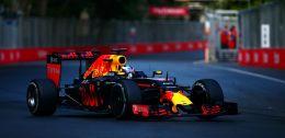 """Ricciardo: """"Me encantaría que el Red Bull Ring tuviera más curvas"""""""