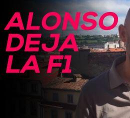 Fernando Alonso se retira de la F1 - El Garaje de Lobato