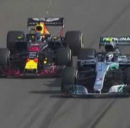 ¿Por qué ha ganado Ricciardo el GP de China?