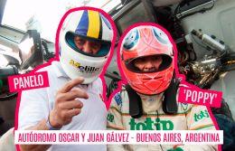 Copilotamos un Fiat Tipo Competizione con Oscar 'Poppy' Larrauri