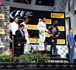 GP Hungría F1 2016: Los mejores momentos