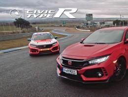 Honda Civic Type R: probamos su versión de calle y de carreras
