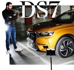 DS7 Crossback, conducir con arte | Prueba | SoyMotor.com