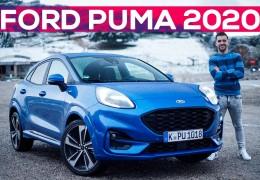Ford Puma 2020 | Prueba / review en español | Coches SoyMotor.com