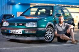 Volkswagen Golf GTI 16V Mk3: prueba retro