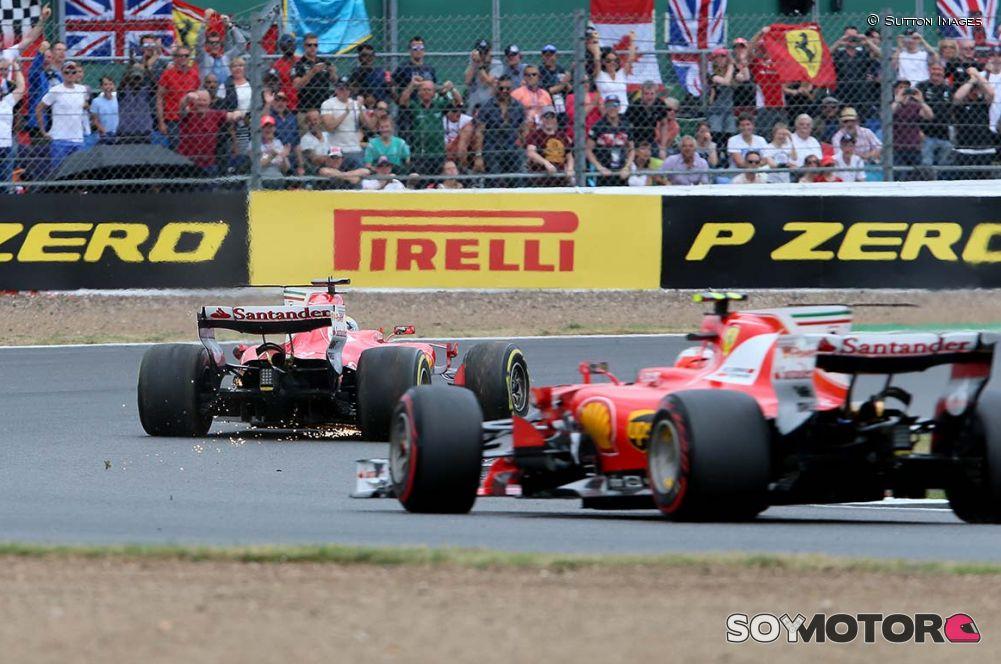 Cambio de motores del GP Gran Bretaña F1 2017   SoyMotor.com