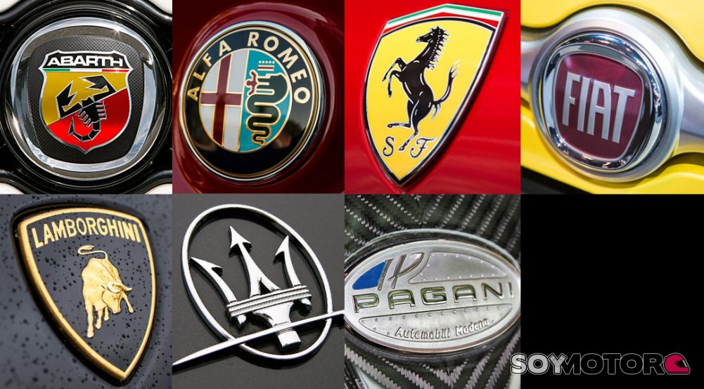 Historia De Los Logotipos Ii Italia Soymotor Com