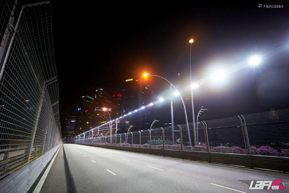 Circuito Callejero De Marina Bay : El mundial de fórmula 1 viaja a singapur: guía del marina bay