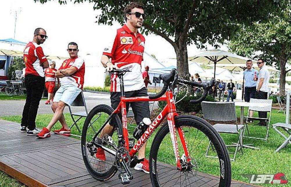 La uci lo confirma alonso no tendr un equipo ciclista en for Equipos de ciclismo