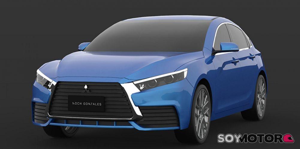 Mitsubishi Lancer 2018: Lo que pudo ser… y por ahora no ...