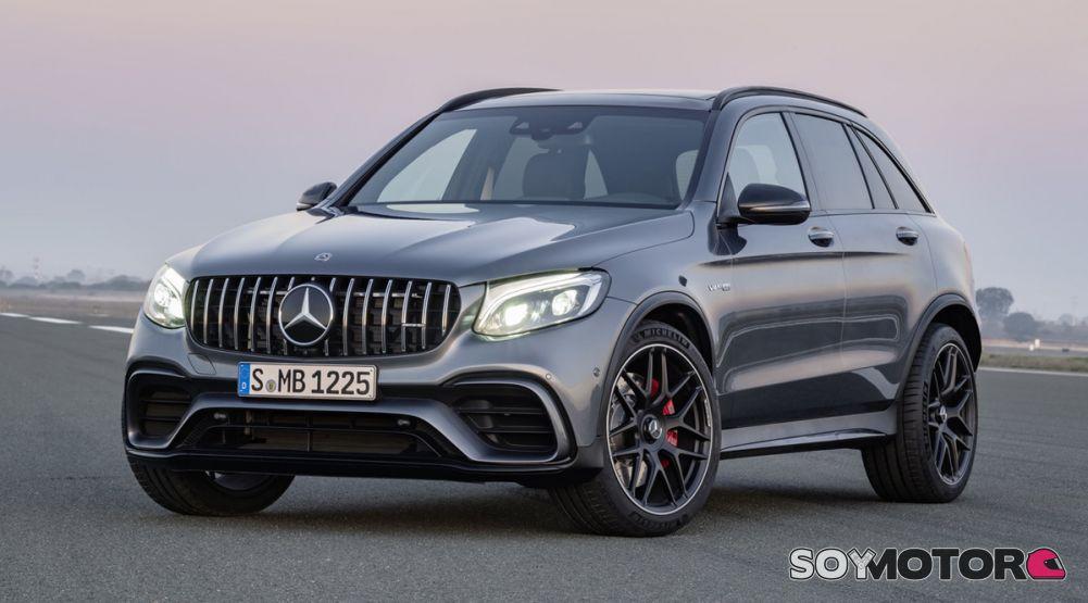 Mercedes Glc Coupe >> Mercedes-AMG GLC 63 y GLC 63 Coupé 2018: gama de precios | SoyMotor.com