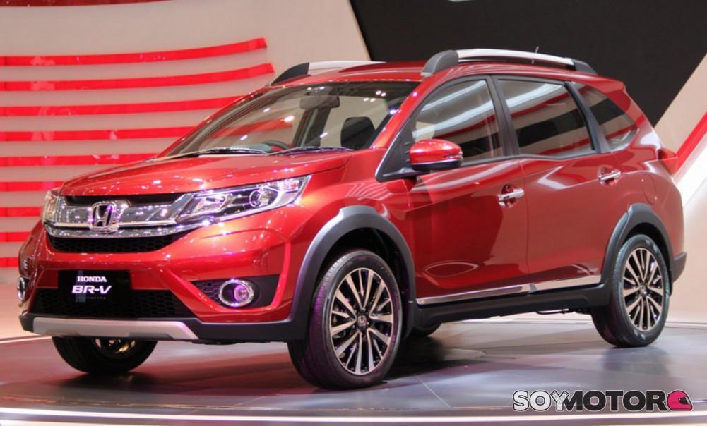 Honda BR-V 2016: SUV de 7 plazas desde Tailandia ...
