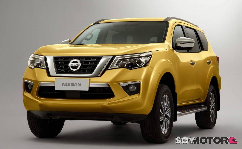 Nissan Terra 2018 Im 225 Genes Oficiales Del Sucesor Del