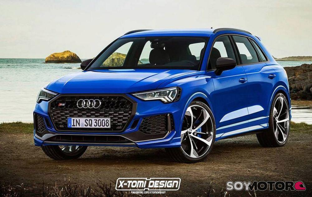 Audi Q3 Rs 2019 Imaginamos Su Diseno Soymotor Com